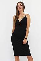 S, M, L / Вечірнє жіноче плаття Grasia, чорний