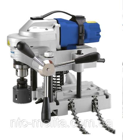 Сверлильный станок для труб Metallkraft RB 127 с фиксирующей цепью