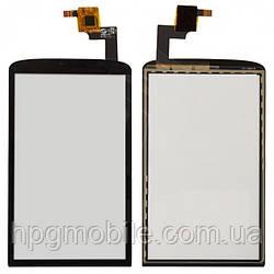 Touchscreen (сенсорный экран) для ZTE Skate, тип 2, #9458/B-A152-45, оригинал