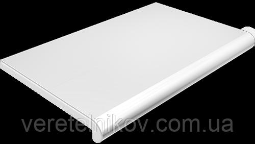 Подоконник Plastolit (Пластолит) Белый матовый (гладкий)