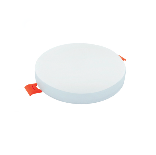 Светильник светодиодный Biom UNI-R-12W-5 12Вт круглый 5000К
