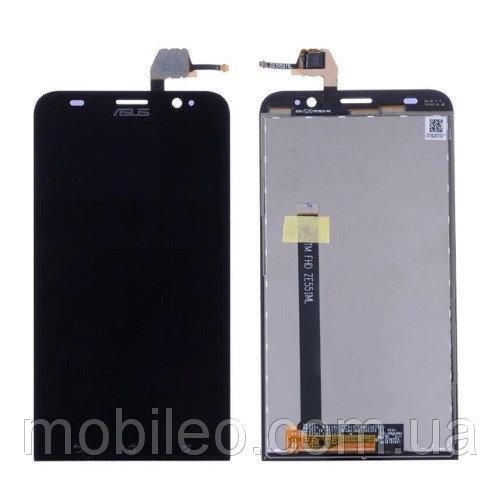 Дисплей (LCD) Asus ZenFone 2 (5.5) | ZE551ML | Z00AD с тачскрином, чёрный