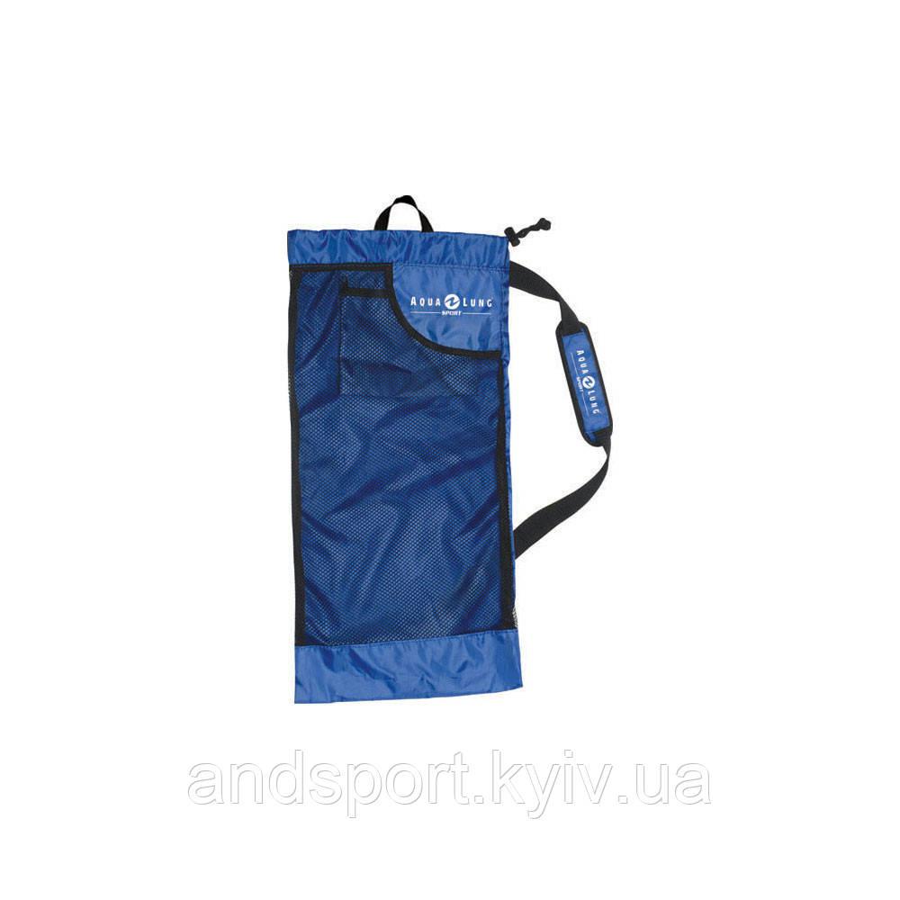 Мешок-сетка для снорклинга AQUALUNG SPORT SNORKELER'S MESH SHOULDER BAG - Спорттовары Ческоспорт в Киеве