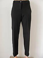 Укороченные женские брюки 7/8, с подворотом, р.48,52, код 5246М