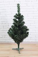 Ель искусственная классическая зеленая 130 см, фото 1