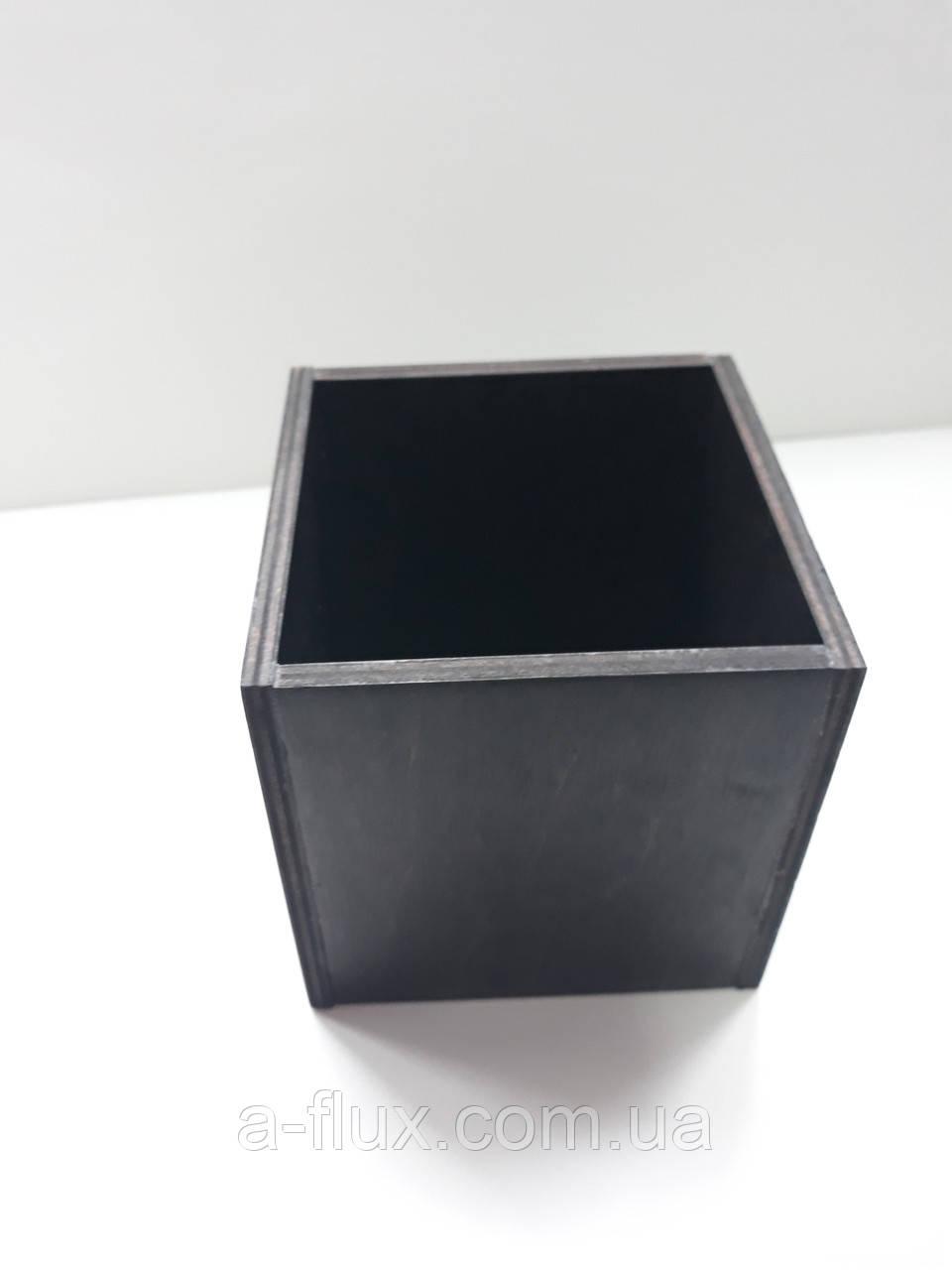 Коробка деревянная 10*10*10см Вилор 002377