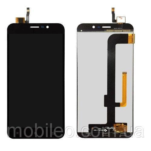 Дисплей (LCD) Cubot Note S с тачскрином, черный