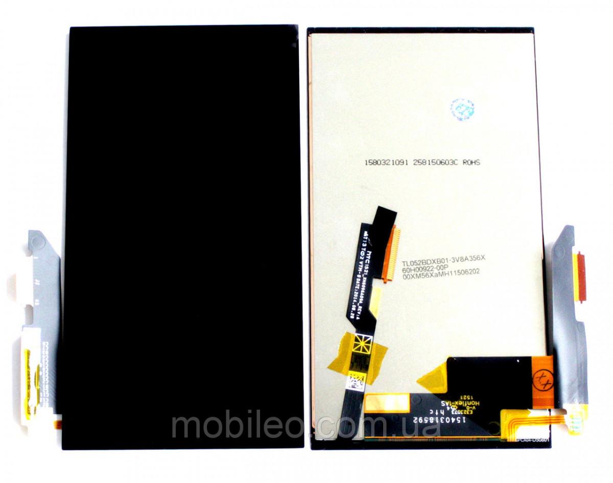 Дисплей (LCD) HTC One M9 Dual Sim с тачскрином, чёрный, оригинал (PRC)