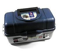 Ящик рибальський Aquatech 2703 (3 полиці )
