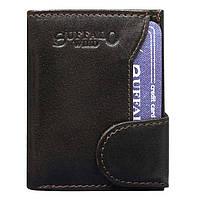 БРАК! Кожаный мини-кошелек унисекс Buffalo Wild CC1-BWJ Brown
