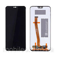 Дисплей (LCD) Huawei Honor 10 COL-L29 с тачскрином, чёрный
