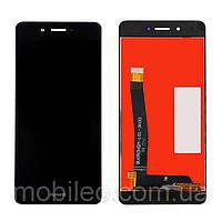 Дисплей (LCD) Huawei Honor 6C | Enjoy 6s | Nova Smart | DIG-L01 | DIG-L21 с тачскрином, черный