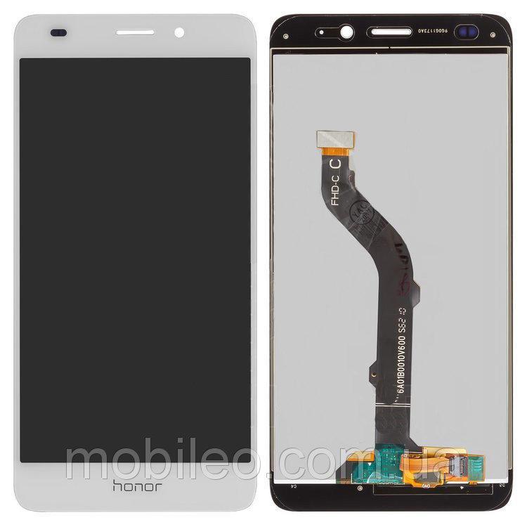 Дисплей (LCD) Huawei Honor 7 Lite | Honor 5C | NEM-L51 с тачскрином, белый