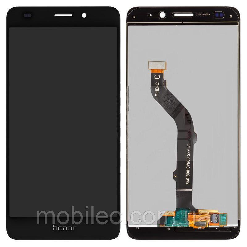 Дисплей (LCD) Huawei Honor 7 Lite | Honor 5C | NEM-L51 с тачскрином, чёрный
