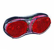 Фара задня до динамовтулки Buchel Piccadilly 3 LED стояночні вогні 50-80 мм