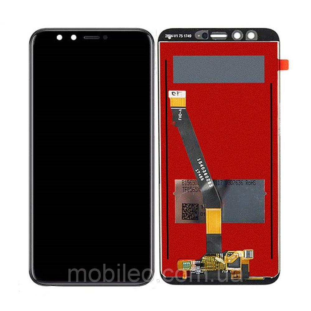 Дисплей (LCD) Huawei Honor 9 Lite | LLD-L31 с тачскрином, чёрный
