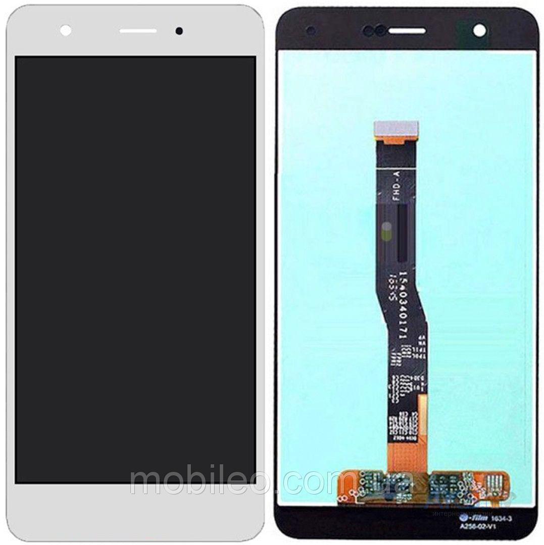 Дисплей (LCD) Huawei Nova   CAN-L11 с тачскрином, белый (FHD-A)