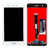 Дисплей (LCD) Huawei Nova | CAN-L11 с тачскрином, белый (FHD-B)