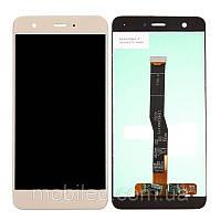 Дисплей (LCD) Huawei Nova   CAN-L11 с тачскрином, золотой (FHD-A)