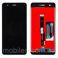 Дисплей (LCD) Huawei Nova | CAN-L11 с тачскрином, чёрный (FHD-B)