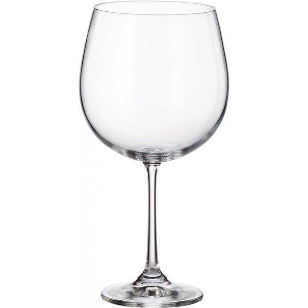 Келихи для вина 670ml 6шт. Barbara (Milvus) Bohemia 1SD22/670