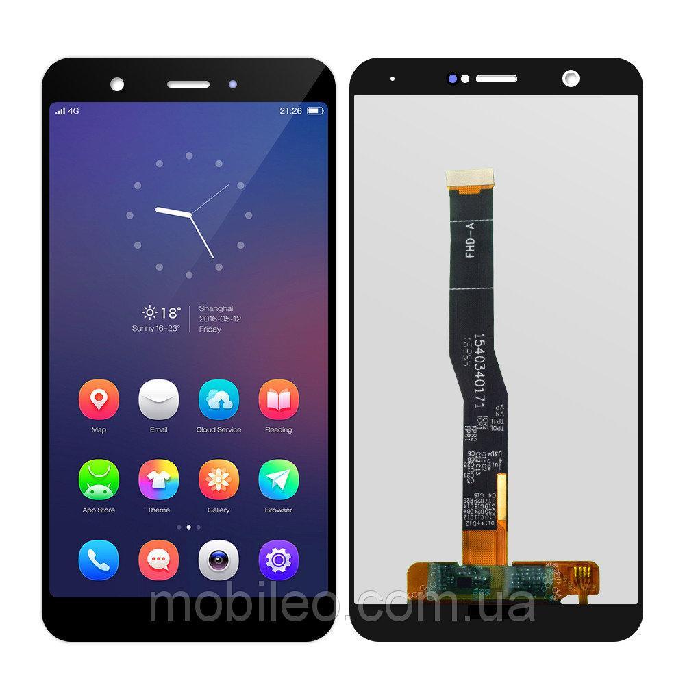 Дисплей (LCD) Huawei Nova | CAN-L11 с тачскрином, чёрный (FHD-A)