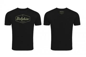 Футболка Delphin  black / L
