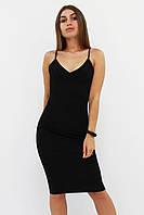 S, M, L / Облягаюче коктейльне плаття Balis, чорний