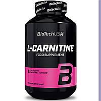 Жиросжигатель BioTech L-carnitine 1000 mg 60 tabl