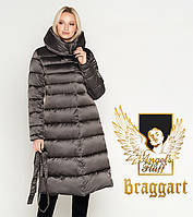 Воздуховик Braggart Angel's Fluff 31515 | Куртка женская на зиму капучино, размер 40, 52
