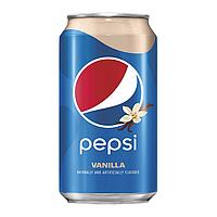 Pepsi Vanilla 355 ml