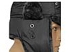 Шапка ушанка армейская  зимняя  черная  PILOTEN-PELZMÜTZE MA1®  MiL-Tec Германия, фото 6