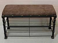 Банкетка кованая  -  012-760-315
