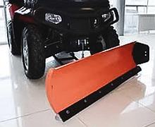 Снегоочиститель (снегоотвал) PVM 1800 для всех типов погрузчиков