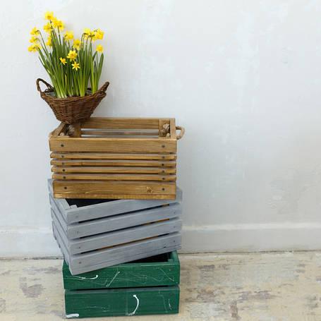 Подносы и ящики