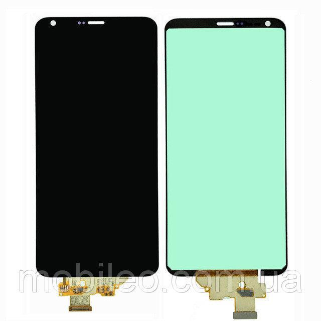 Дисплей (LCD) LG H870 G6 | H871 | H87 | H873 | LS993 | US997 | VS998 с тачскрином, черный