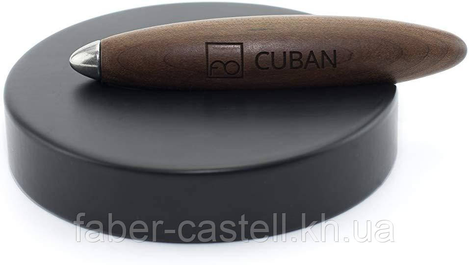 Вечный карандаш Pininfarina CUBAN - TOBACCO с подставкой, корпус из древесины клена