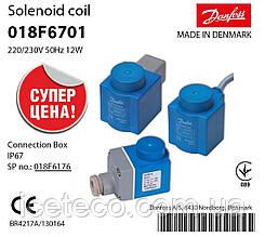 Катушка Danfoss BE230AS (018F6701)
