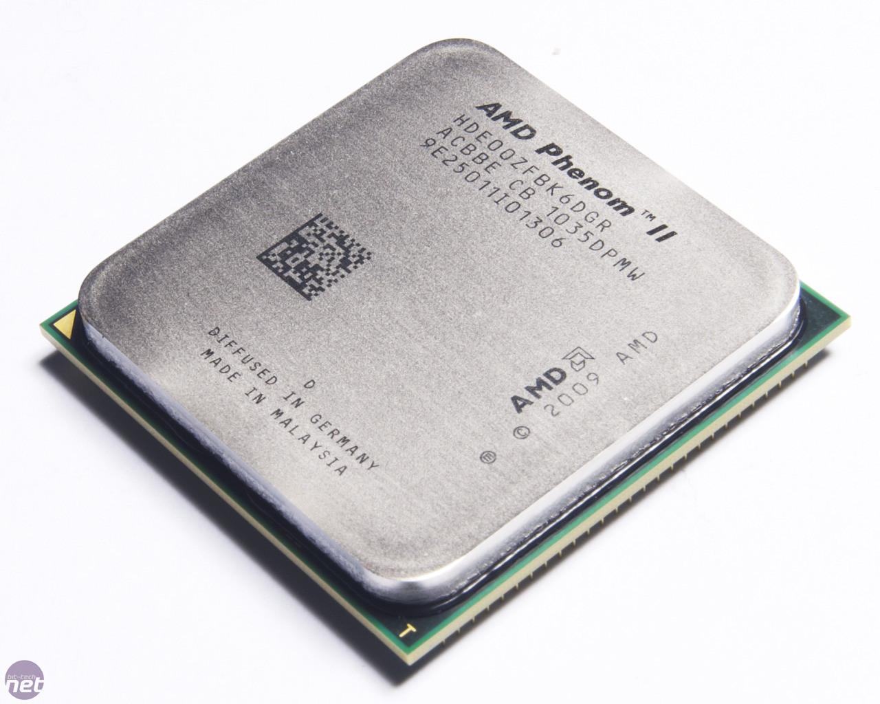 Процессор AMD Phenom X6 1100T 3300MHz, sAM3 tray