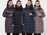Красивая куртка на зиму женская