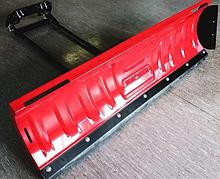 Снегоочиститель (снегоотвал) с амортизатором PVHU 250 для всех типов погрузчиков