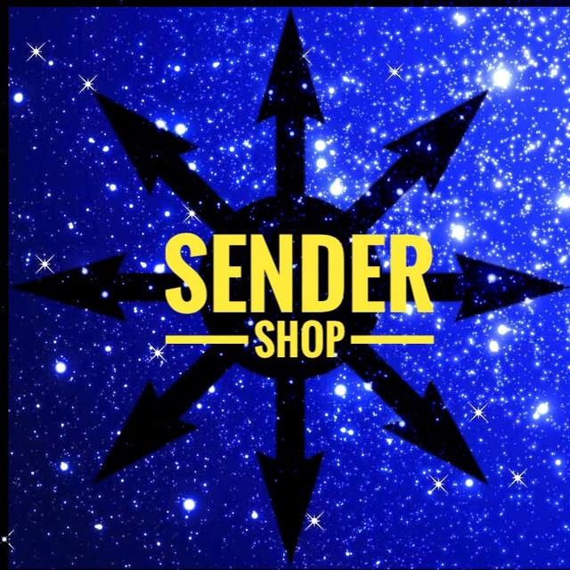Sender-Shop