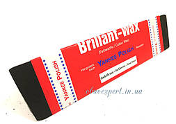 Воск карандаш Rеniа Brilliant Wax (Германия), цв. темно-коричневый