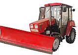 Отвал тракторный 2м. МТЗ-320, фото 2
