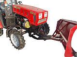 Отвал тракторный 2м. МТЗ-320, фото 4
