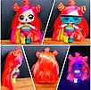 Кукла LOL Surprise 5 Серия Hairgoals E.D.M.B.B. - Лол Сюрприз Оригинал, фото 3