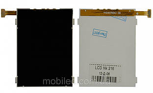Дисплей (LCD) Nokia 150 | 216 Dual Sim | RM-1190 | RM-1187 | RM-1188