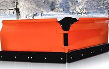 Снегоочиститель (снегоотвал) с амортизатором PVHU5P 2100 для всех типов погрузчиков