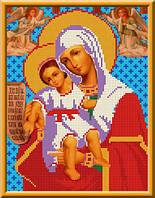 Схема для вышивки Святой Архангел Гавриил