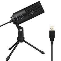 Cтудийный конденсаторный микрофон FIFINE K669 BLACK, фото 1
